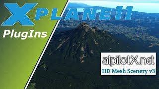 X-Plane 10-11| HD Mesh V4 |Instalación/Guía| - PakVim net HD Vdieos
