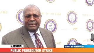 #PMLive: PUBLIC PROSECUTOR STRIKE
