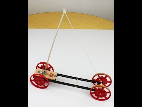 TeacherGeek Mousetrap Vehicle Build
