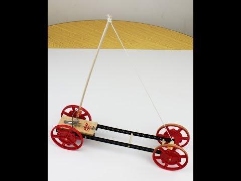 TeacherGeek Mousetrap Vehicle Build