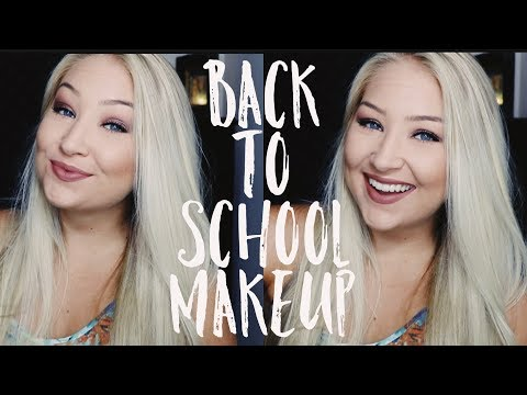 My Back To School Makeup Routine!