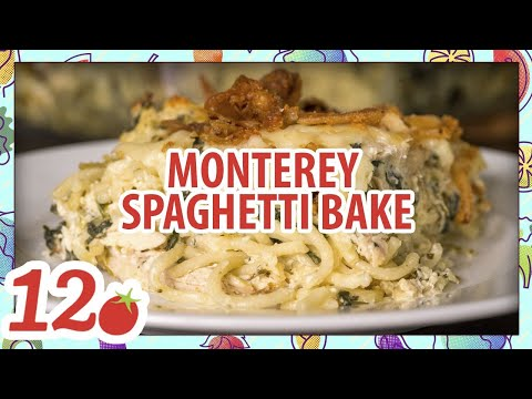 How To Make: Monterey Spaghetti Bake