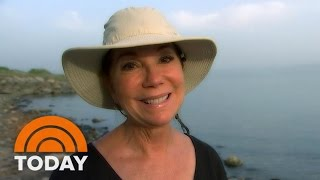 Kathie Lee Gifford Shares Visit To Qumran Caves In Israel Today