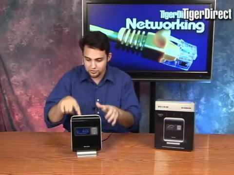 Belkin N1 Vision Wireless N Router