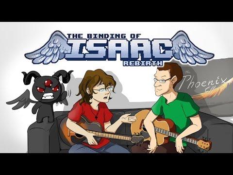 2 Guitars Play: The Binding Of Isaac Rebirth/Afterbirth Medley