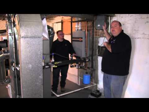 What is a Hydronic Forced Air Heating System: Chicago Hydronic Heating System Explained - Part 2