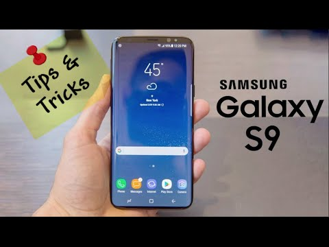 Samsung Galaxy S9 Tips and Tricks | Hidden Features 🔥🔥