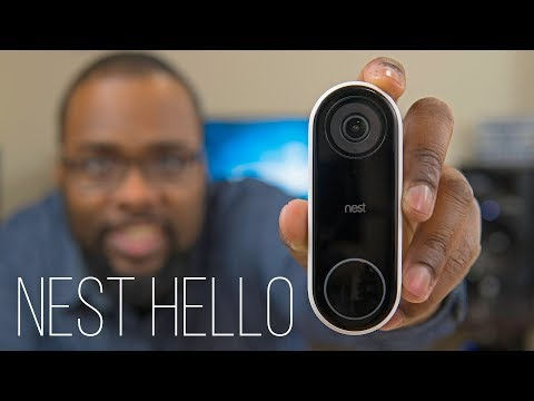 Nest Hello Review - Is It The Best Video Doorbell?