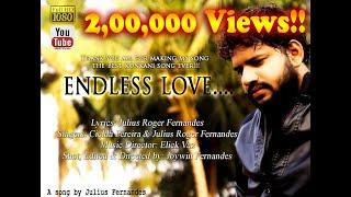 Endless Love   Konkani Love Song   Cielda Pereira   Julius Roger Fernandes  