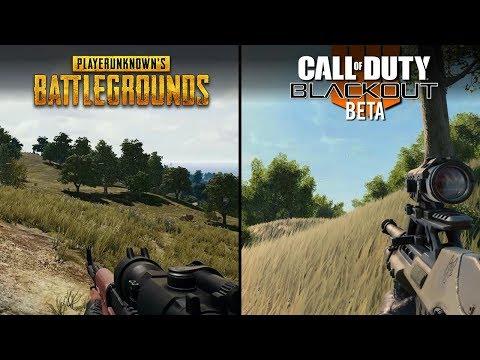 Xxx Mp4 Call Of Duty Black Ops 4 Blackout Vs PUBG Direct Comparison 3gp Sex