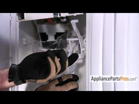 Refrigerator Water Dispenser Lever (part #WP2180268)-How To Replace