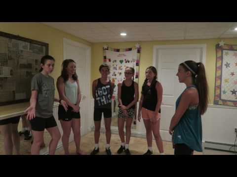 Types of Girls at Dance Class