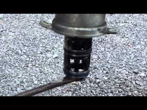 How to Clean the EGR valve on a Ford 6.0L Diesel