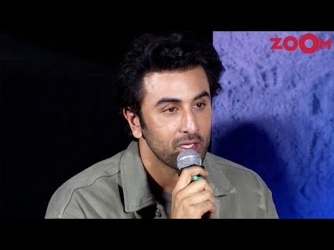 'Sanju' Trailer Launch: Ranbir Kapoor Says He Does Not Want A Biopic To Be Made On His Life