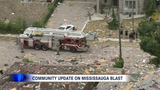Video: Residents get their say on Mississauga blast