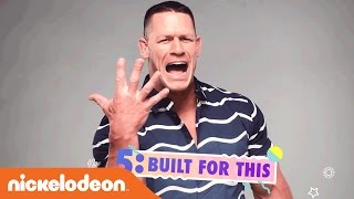 John Cena Hosts 2017 Kids' Choice Awards | Nick