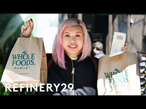 I Tried Whole Foods Makeup For A Week   Beauty With Mi   Refinery29