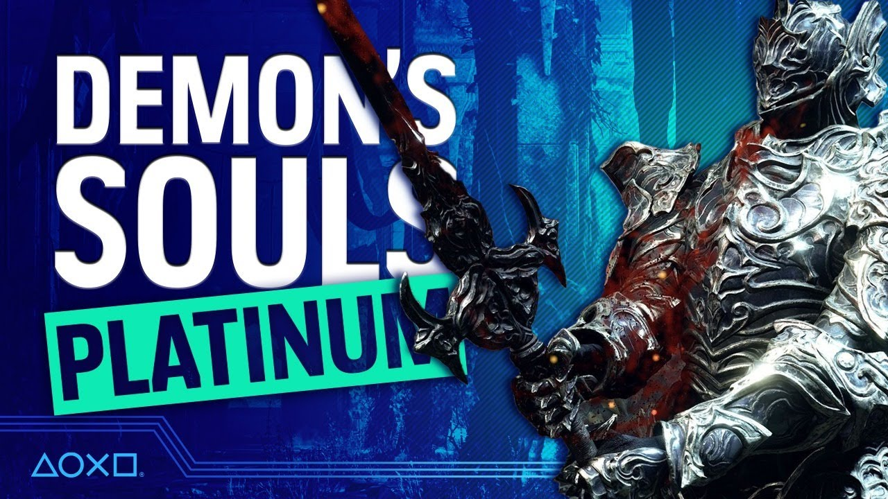 Demon's Souls PS5 - Can We Earn The Platinum Trophy?