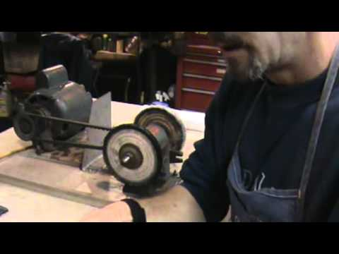 Polishing Stainless Steel with buffing wheels