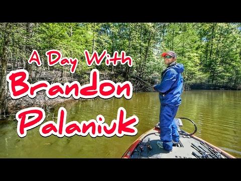A Day With Brandon Palaniuk | Toledo Bend Practice