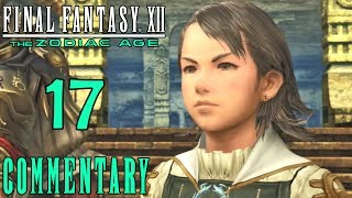 Final Fantasy XII The Zodiac Age Walkthrough Part 17 - Lamont & The Resistance (PS4 Gameplay)