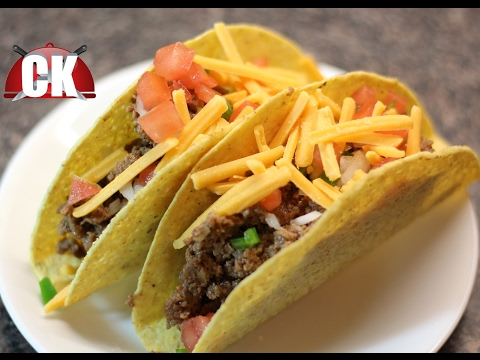 How to Make Beef Tacos!