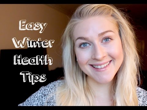 How to Avoid Getting Sick this Winter?