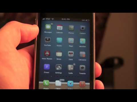 How to EASILY CHANGE the ICON SIZE on your iPhone or iPod iPod Touch! - HD, Tutorial