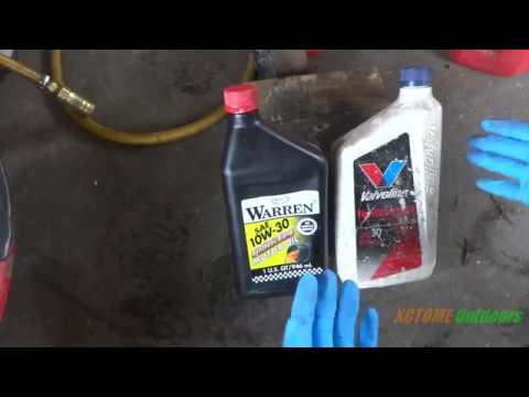 Shop Talk Episode 2 |The Different Types of Motor/Engine Oil | XCTOME Outdoors 1 28 18