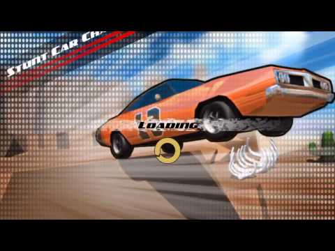 STUNT CAR CHALLENGE 3 Android / iOS San Fransisco Port Gameplay Video