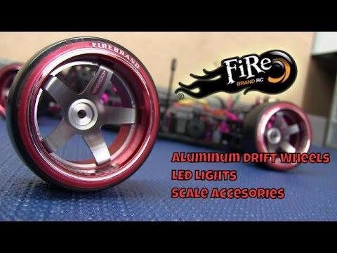 3Racing Sakura D4 AWD Build Series - FireBrand RC Products