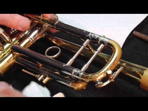 How To: Clean Your Trumpet
