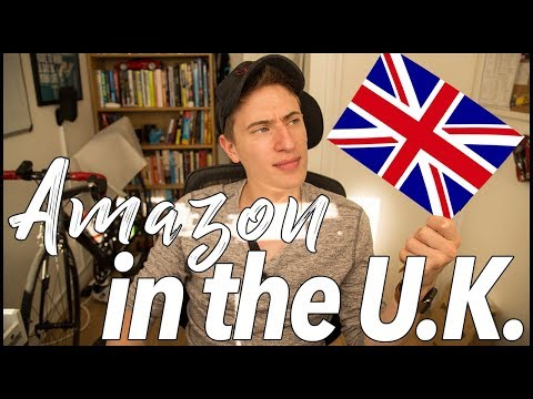 Do you NEED A LTD Company to Sell on Amazon in the U.K.??