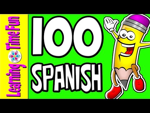 SPANISH Numbers 1-100 | Learn Spanish | Spanish for Kids | Numbers in Spanish | Spanish Numbers