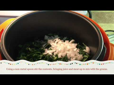 How To Cook Slap Your Momma Collard Greens