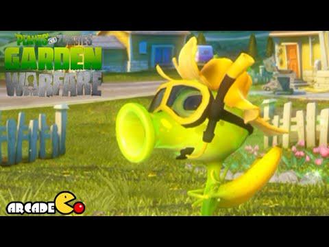 Plants Vs. Zombies Garden Warfare: Yellow Pepper Toxic Pea Shooter