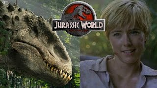 Download Amanda Kirby Created the Indominus Rex - Jurassic World Theory Video
