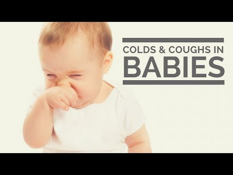 COLDS AND COUGHS IN BABIES