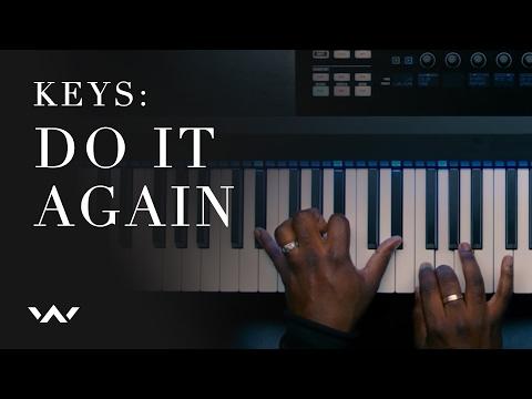 Do It Again | Keys Tutorial | Elevation Worship