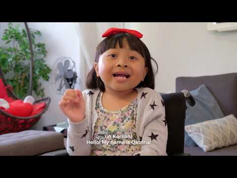 Make-A-Wish | Qatrina | Singapore Airlines