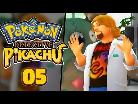 MY DUDES... THERE'S A CONSPIRACY... - Pokémon: Detective Pikachu (Part 5)