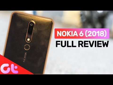 Nokia 6 2018 (Nokia 6.1) Full Review with Pros and Cons