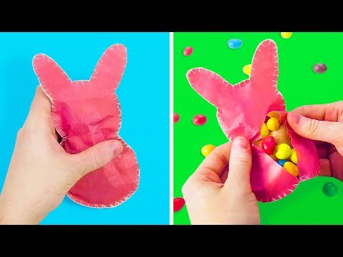 12 CUTEST EASTER CRAFTS AND DIYs