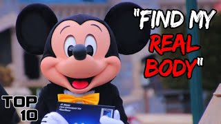 Top 10 Scary Things Told By Disney Employees | Marathon