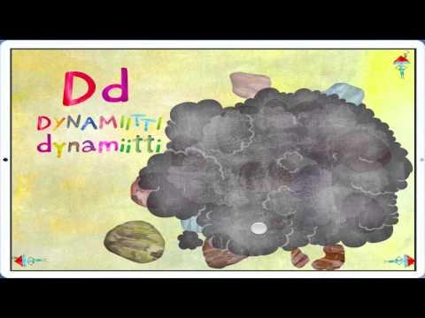 iPad lastenpelit - Aakkospeli lapsille