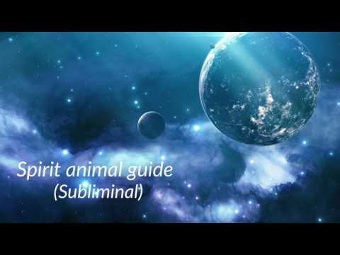 Spirit animal guide (subliminal)
