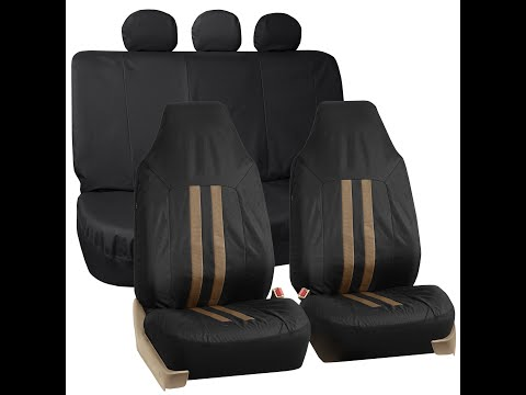 Water Resistant Oxford Seat Covers - FH Group®