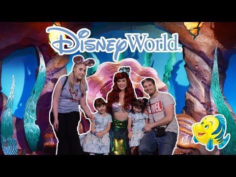 DISNEY WORLD MAGIC KINGDOM 2018 | FLORIDA VLOGS DAY 1