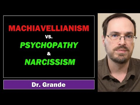 How is Machiavellianism different from Psychopathy and Narcissism? | The Dark Triad Traits