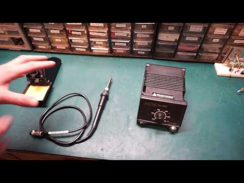 Aoyue 936 Soldering Iron Review